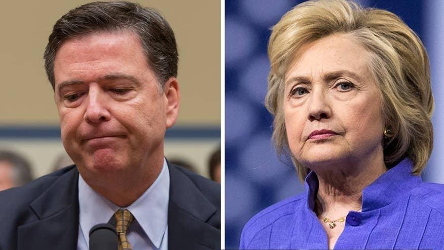 Catherine Herridge reports on FBI director's testimony before Congress