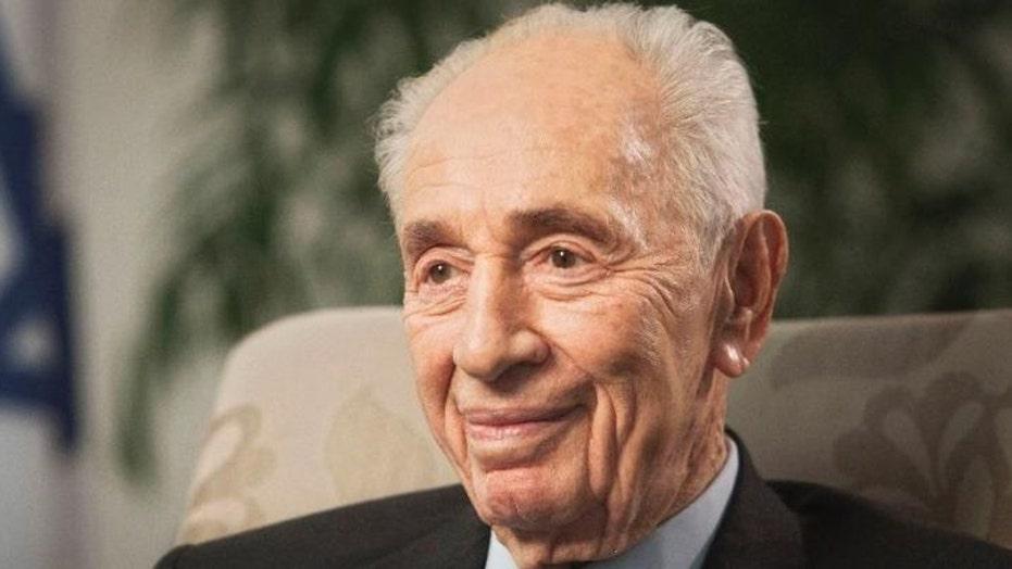 Former Israeli prime minister, president Shimon Peres dies
