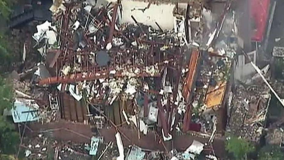 Drug den explosion levels home, kills FDNY fire chief
