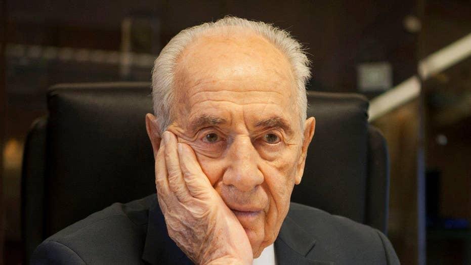 Former Israeli statesman Shimon Peres dead at 93