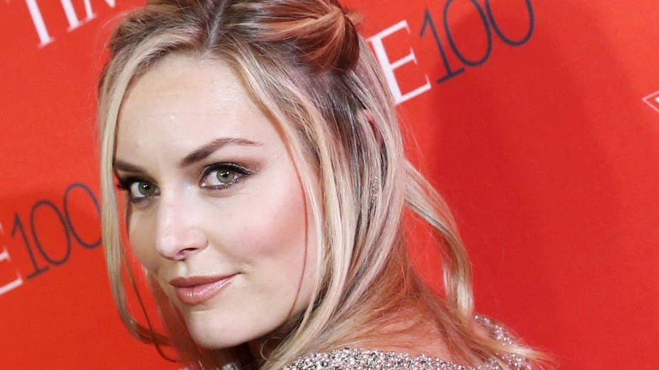 Hollywood made Lindsey Vonn question her body