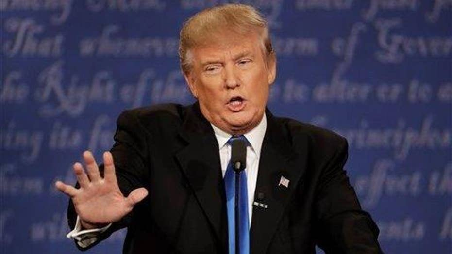 Trump vows to be much tougher on Clinton in next debate