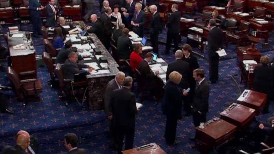 Senate votes to override President Obama's veto of 9/11 bill