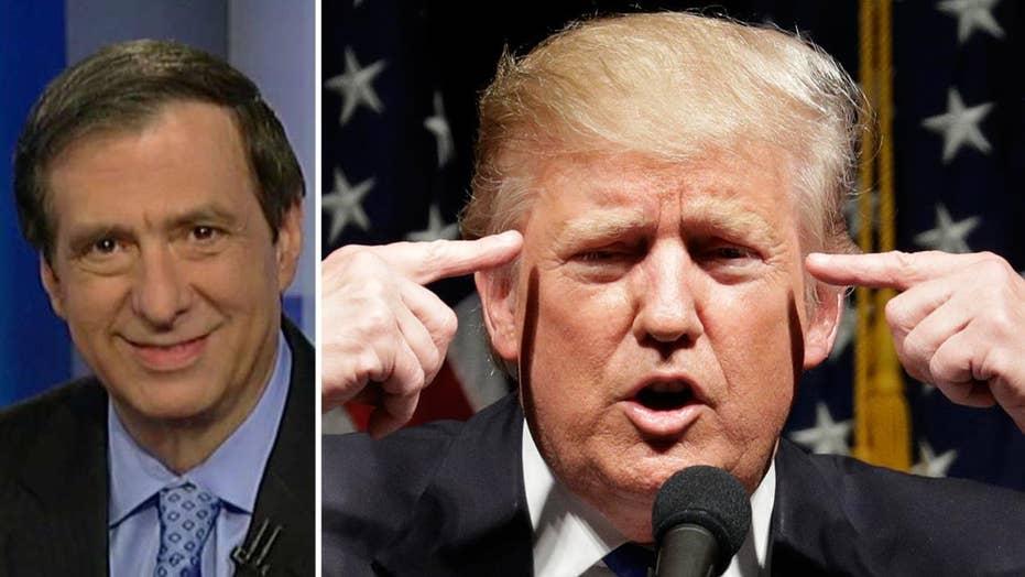 Kurtz: Trump fighting post debate narrative and himself