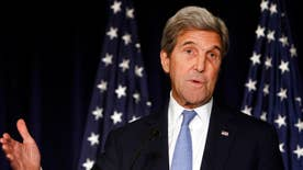 Kerry blasted Russia's intensified military role in Syria; James Rosen with an in-depth look for 'Special Report'