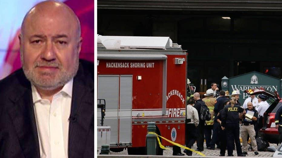Dr. Manny talks emergency response after NJ train crash