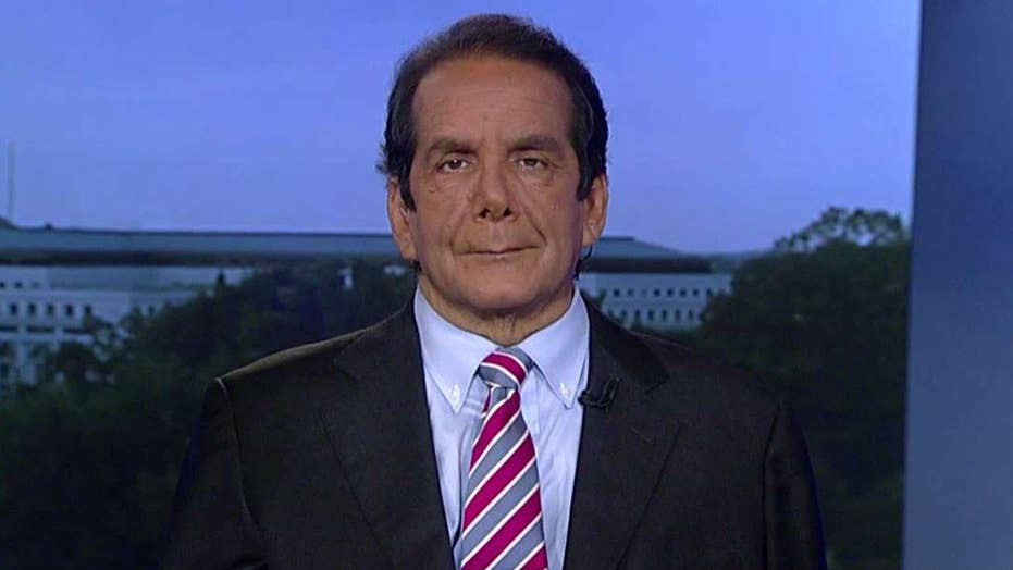 Krauthammer on Trump: Central weakness is