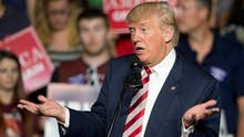 Report: Trump Foundation not registered to solicit funds