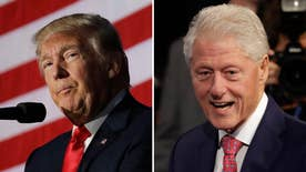 Are Bill Clinton's past extramarital affairs - and the way Hillary attacked his accusers - fair game on campaign trail, especially if Donald Trump's treatment of women is an issue? The 'On the Record' panel debates