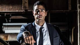 Heroes @ Home: J.W. Cortes served on the frontlines and now stars on 'Gotham'