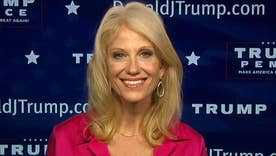 Conway: Clinton tries to distract from her checkered record