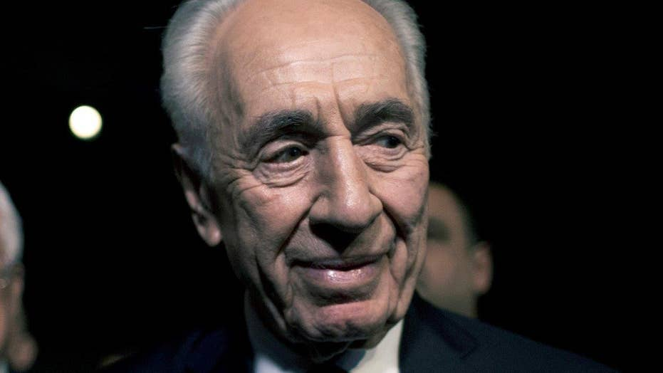 World leaders gather for final tribute to Shimon Peres
