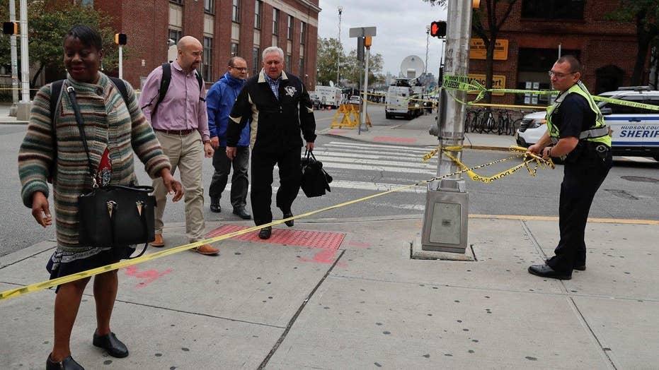 Investigators to examine crashed NJ train's data recorder