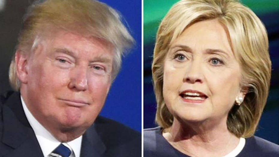 Donald Trump ramping up Clinton attacks