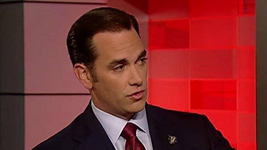Combat veteran Ben Collins provides insight on 'Fox Report'