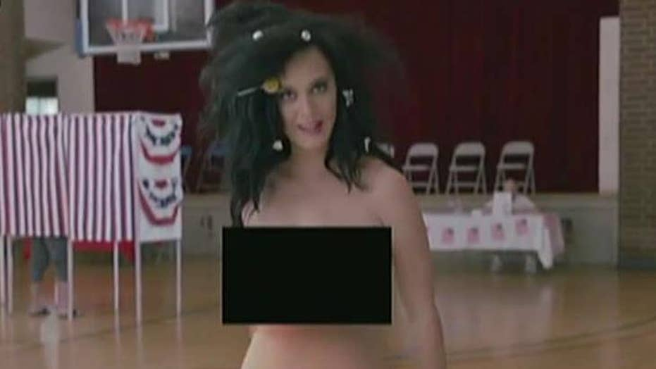 Timpf: Katy Perry's naked lie