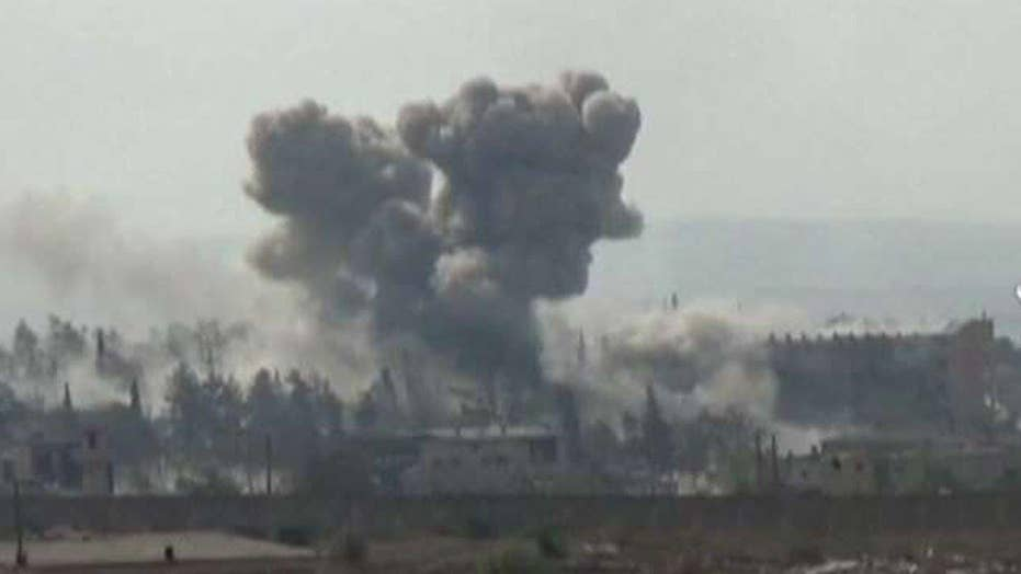Eric Shawn reports: Russian war crimes in Aleppo?
