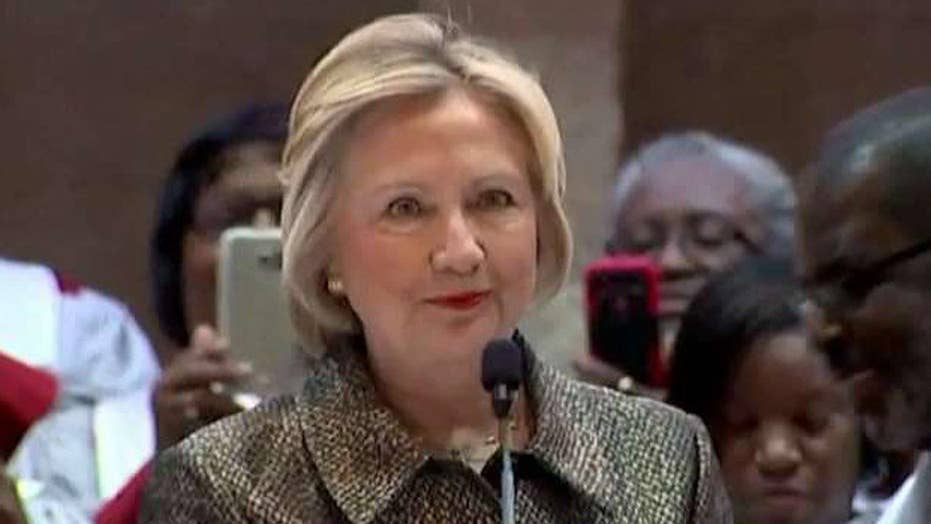 Clinton belittles Sanders supporters in leaked audio