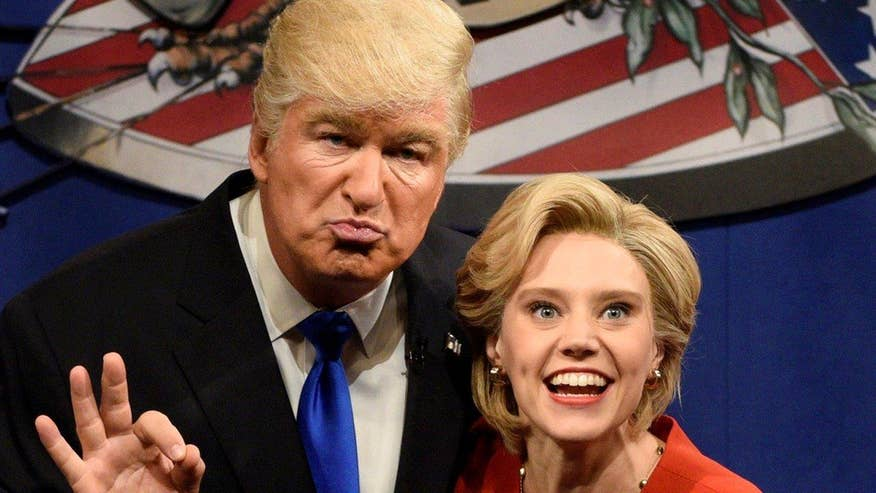 The 'Outnumbered' panel debates 'Saturday Night Live's' political influence