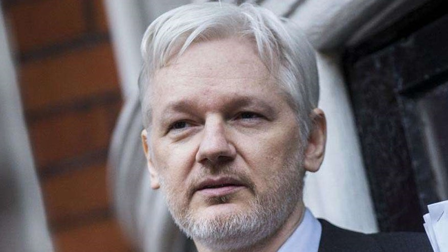 WikiLeaks founder not releasing anything after promising Clinton document dump