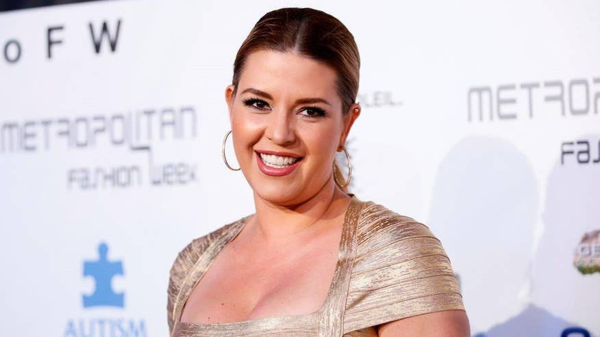 Fox411: Alicia Machado spotted in 'Dancing With the Stars' crowd
