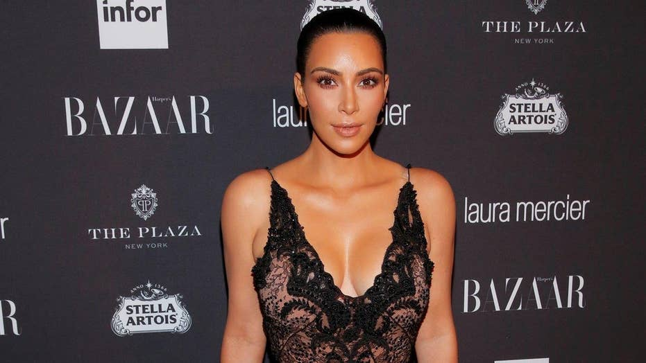 Kim Kardashian thought she was a goner