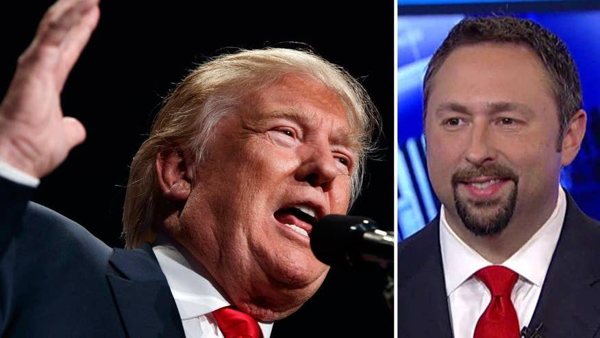 Senior communications adviser Jason Miller weighs in on 'The Kelly File'