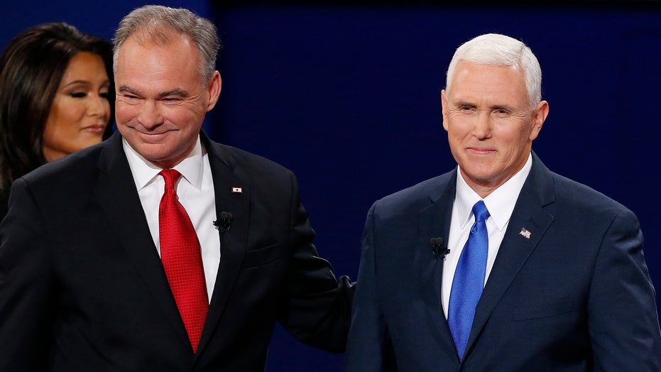 Kaine vs. Pence: Who dominated the national security debate?