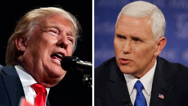 Should Trump use Pence's strategy at next debate?
