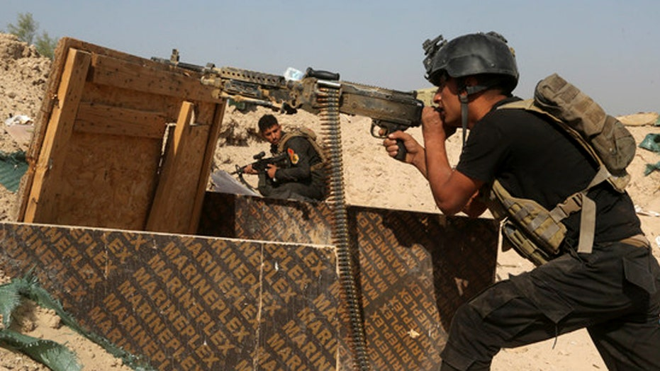 Major progress in the fight to defeat ISIS in Iraq
