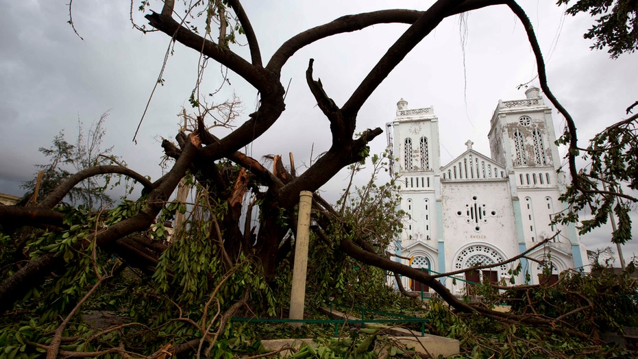 Officials: Death toll from Hurricane Matthew rises in Haiti