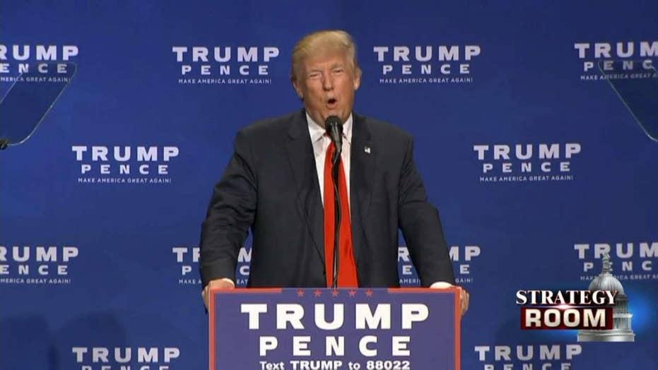 Trump takes the heat for Nevada pronunciation