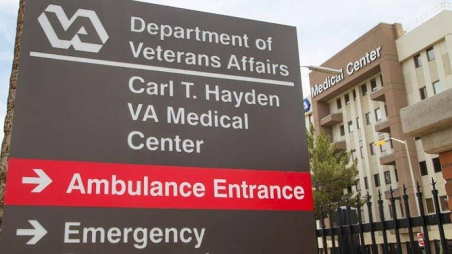 Report: Hundreds died waiting for care at VA hospital