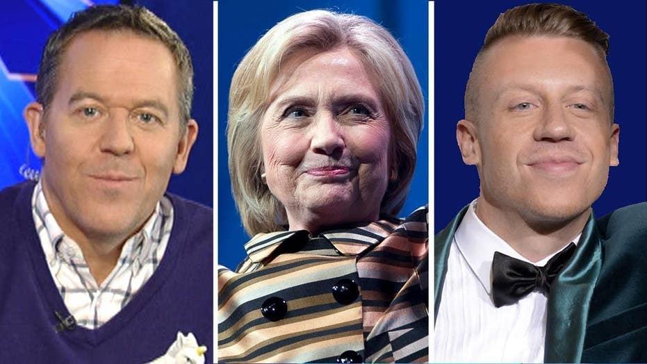 Gutfeld: Hillary Clinton's 'truther' invite