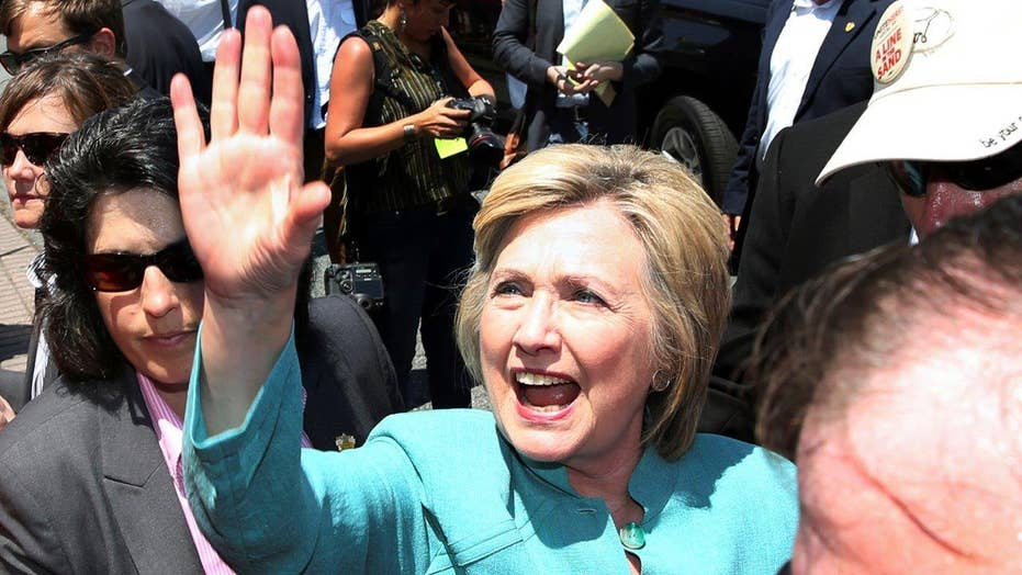 Email 'boxes' in Clinton case AWOL