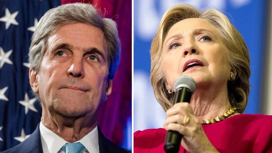Docs show WH coordinated with Clinton camp on email issues
