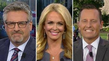 Vulgar Trump video rocks campaign ahead of debate