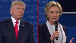 At the second presidential debate Donald Trump had good night in terms of strategy and surpassing expectations.