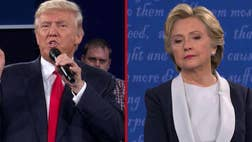 For Donald Trump the second presidential debate was do or die. Against all odds he survived to fight another day.