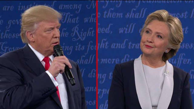 Trump vows to get special prosecutor to investigate Clinton