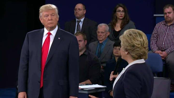 Highlights from the second presidential debate