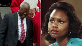 Sexual harassment accuser Anita Hill featured over Supreme Court justice