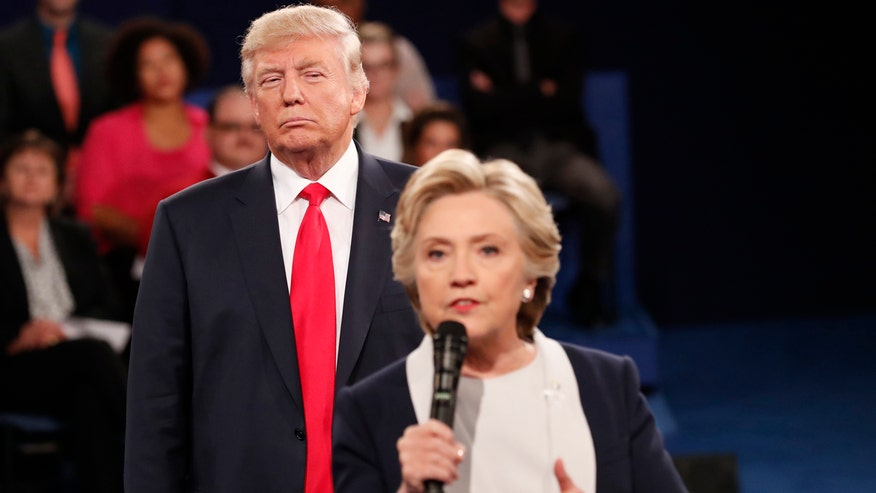 Was Donald Trump or Hillary Clinton able to alter views for better or for worse after the second presidential debate? Voters react to candidates' debate performances, and Trump's leaked audio. Rob Demetrious reports.