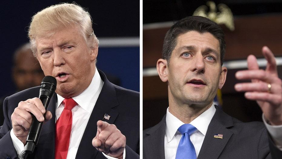 Trump tweets: Ryan should stop wasting his time fighting me