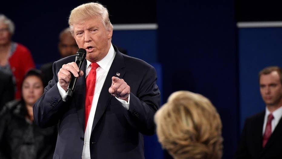 Personal attacks dominate second debate