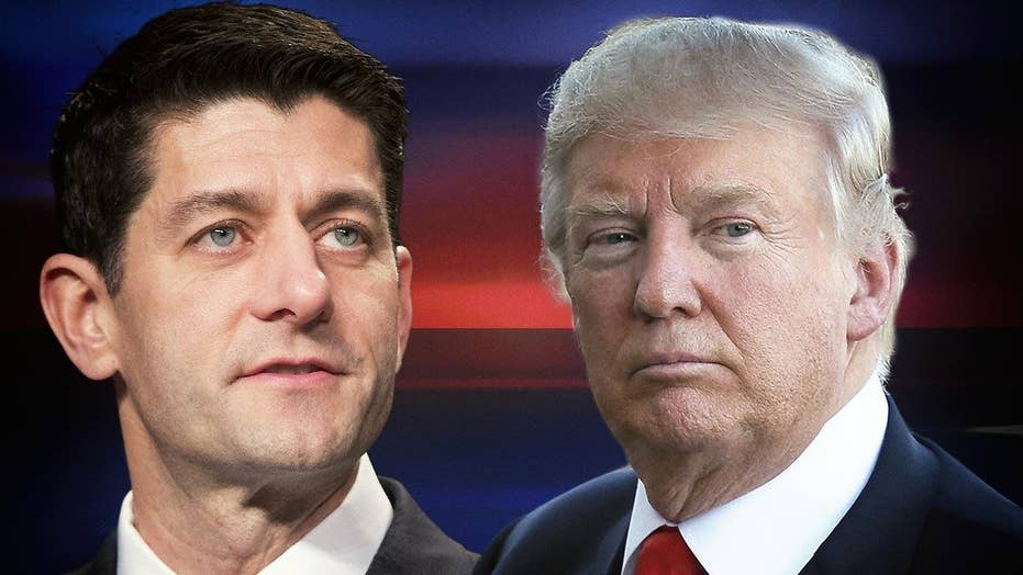 Examining Speaker Ryan's history of support for Donald Trump