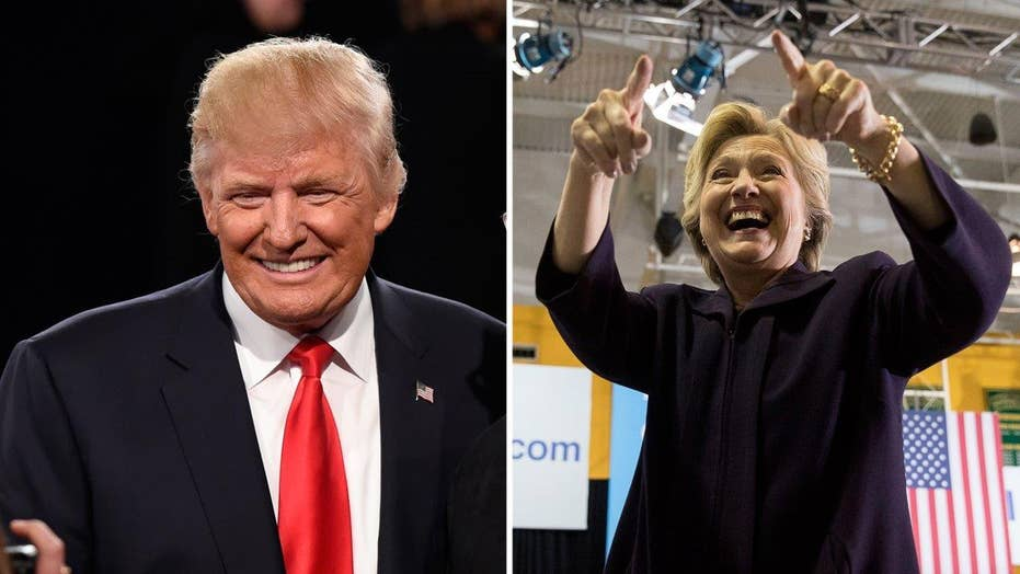 Where election 2016 stands after second presidential debate