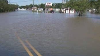 New evacuations, flood warnings for Carolinas in Matthew's aftermath
