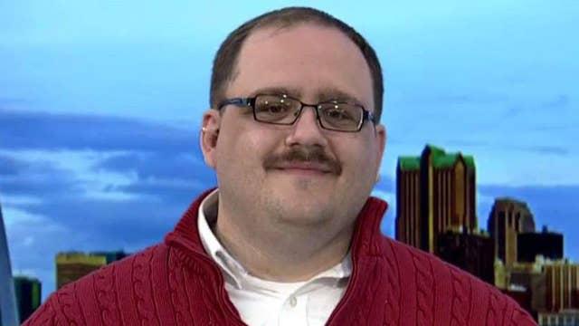 Undecided voter Ken Bone becomes overnight debate star