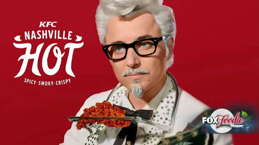 Fox Foodie: Tia Keenan and Sky McCarthy weigh in on KFC's new Colonel, McDonald's millennial struggles, and a powdered beer